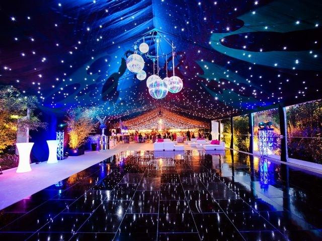 Private parties marquee hire