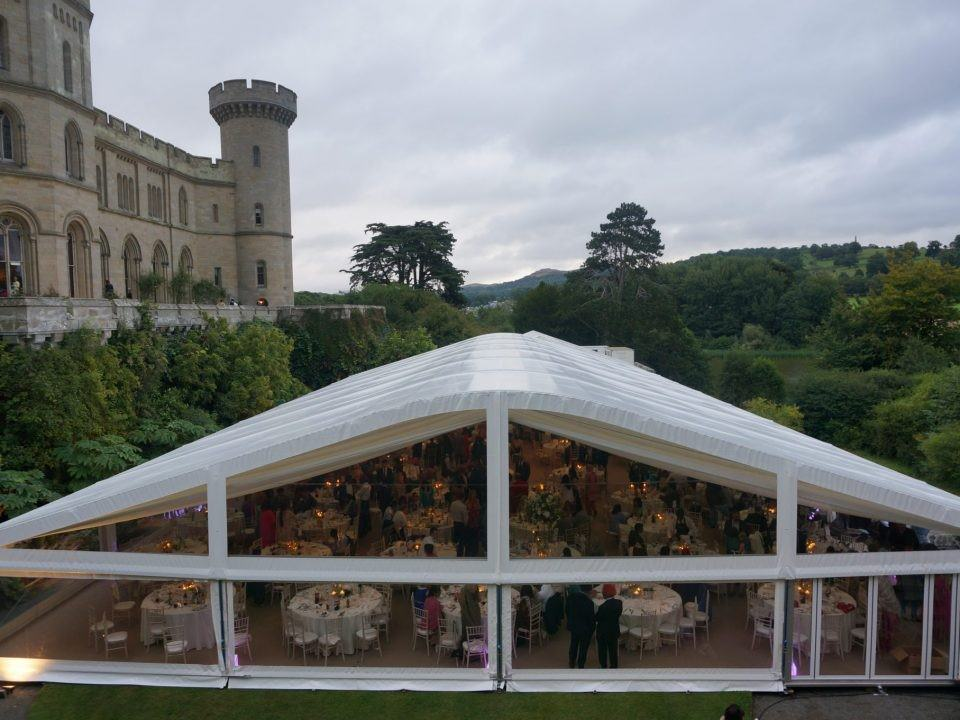 asian wedding marquee hire