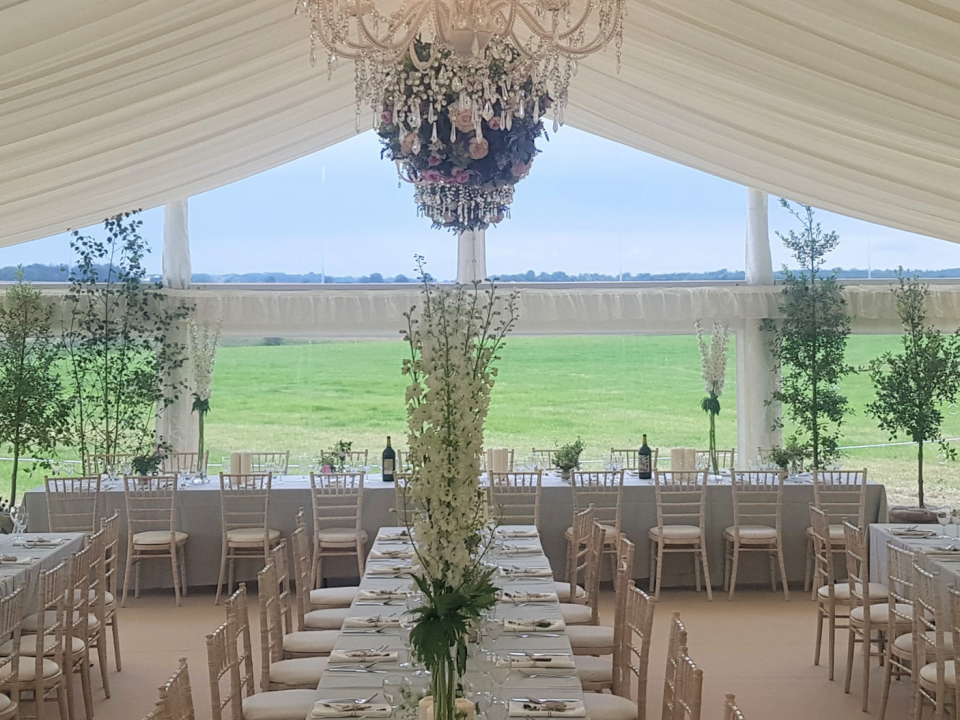 Premium Cotswold Marquee Hire