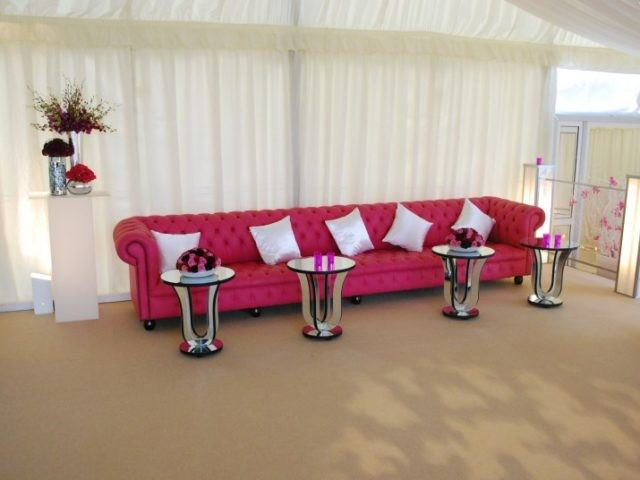 chillout marquee hire