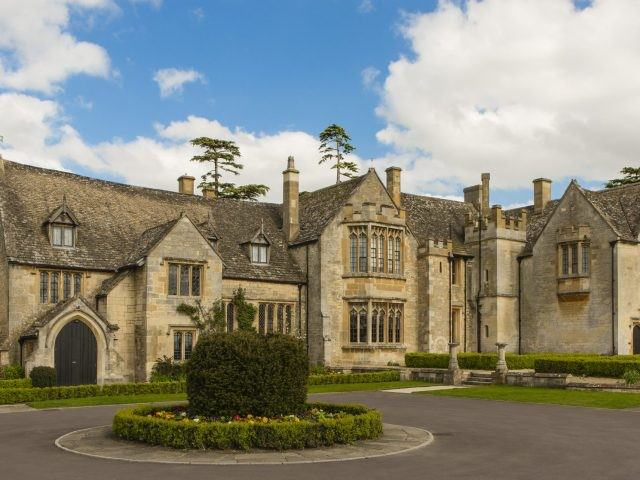 ellenborough park marquee hire