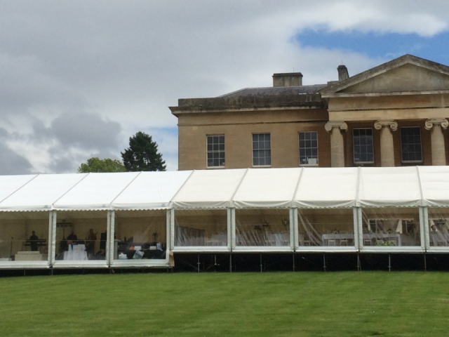 Leigh Court Marquee