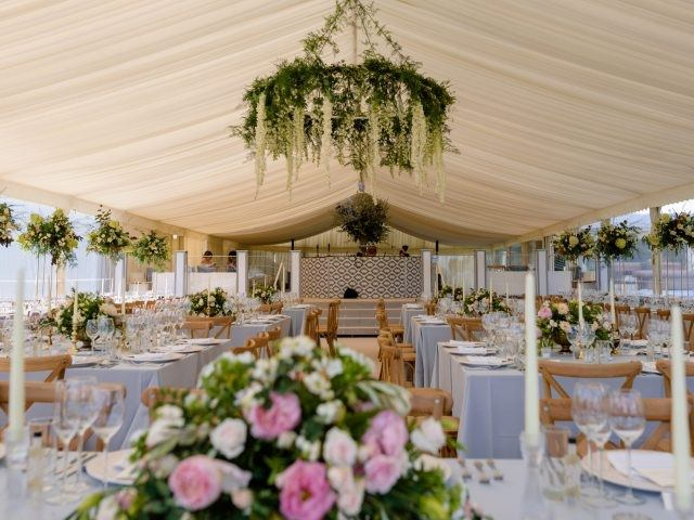 luxury marquee hire herefordshire