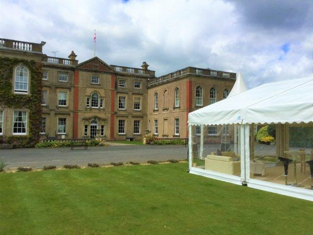 The Elms Marquee