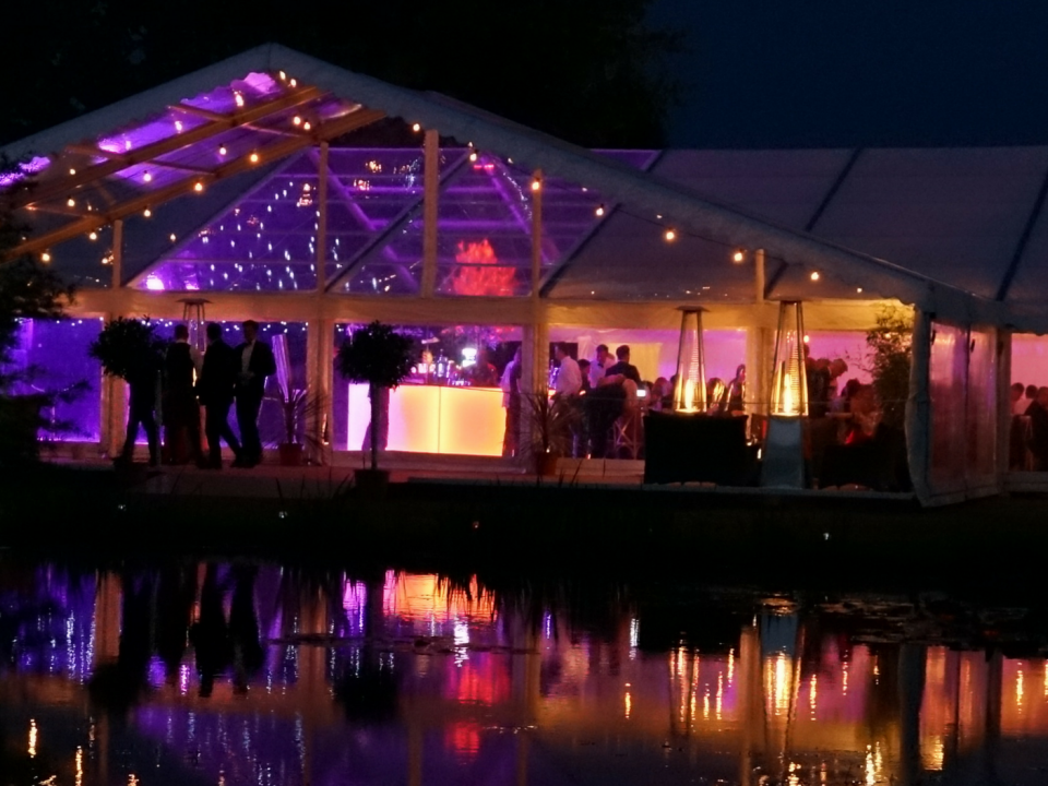 private party marquee