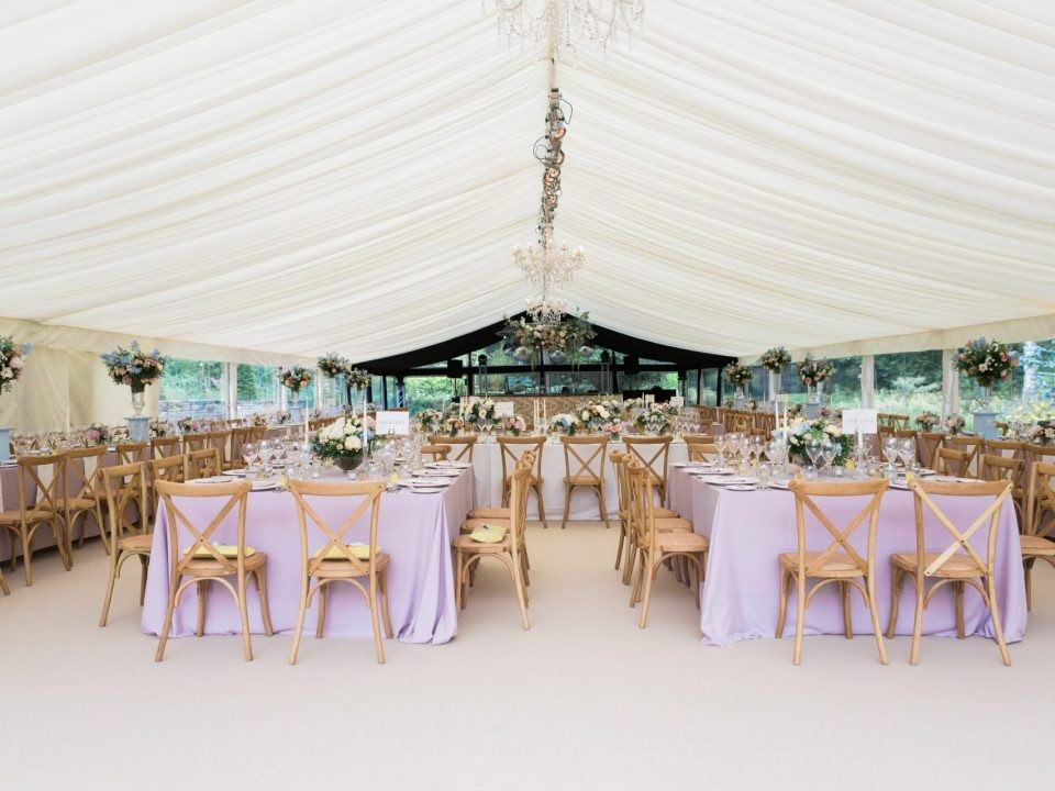 Worcestershire marquee