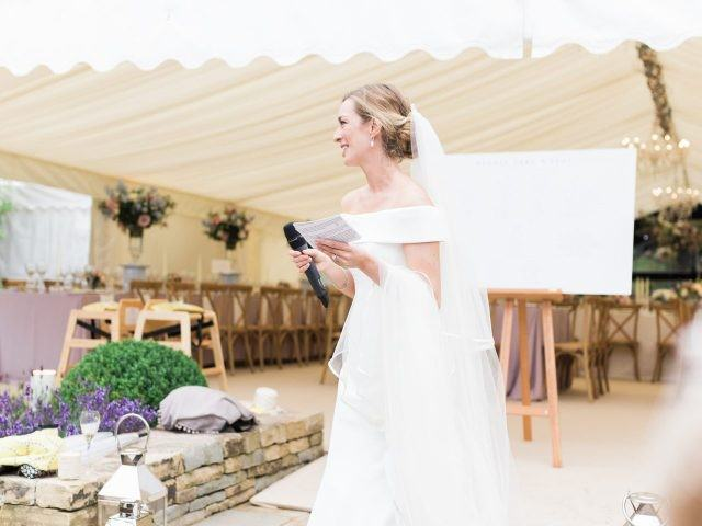 bridal speeches