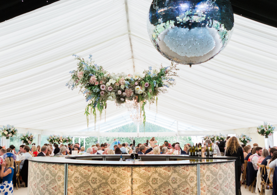 marquee hire Worcestershire