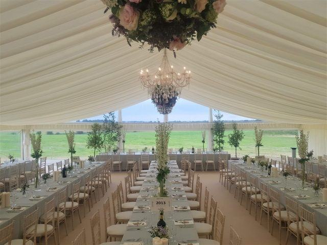 premium marquee hire cotswold