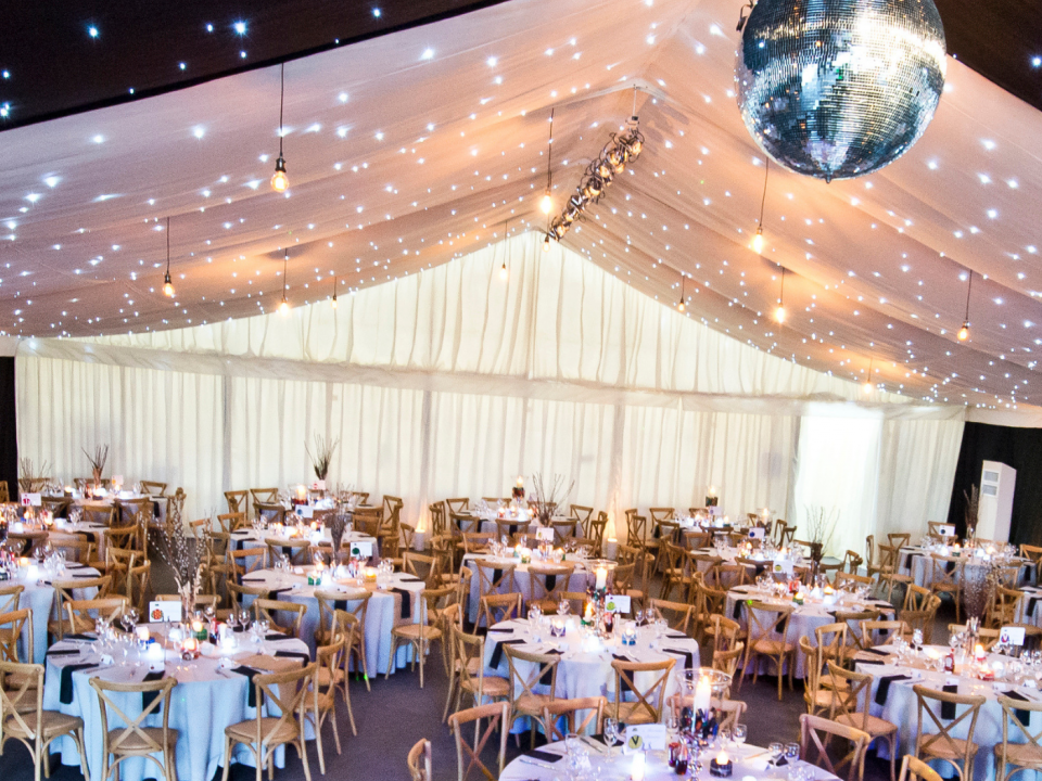 private party marquee hire