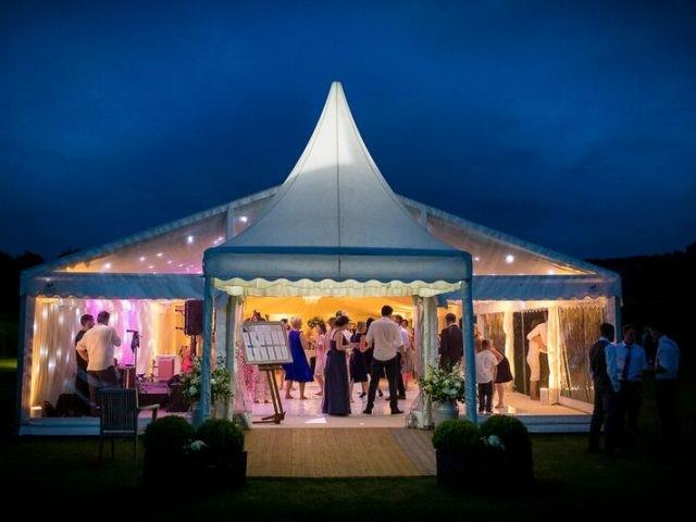 Gloucestershire Marquee Wedding