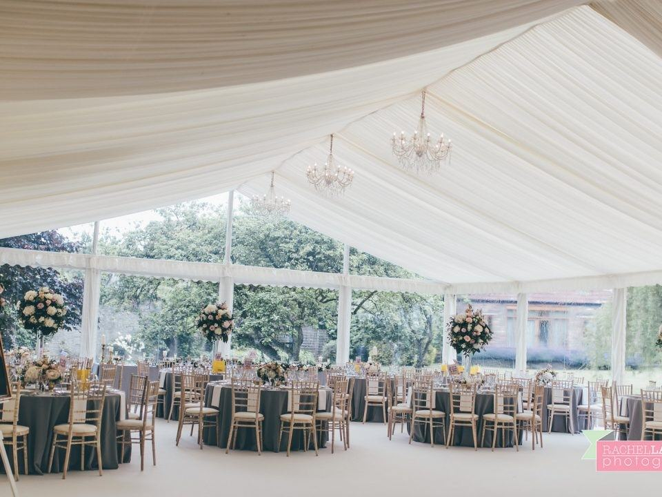 Split Level Marquee Hire in Gloucester